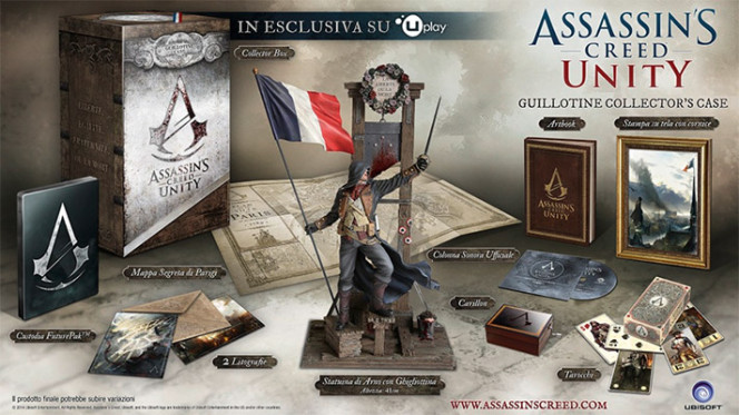 Assassin's Creed Unity - Guillotine Edition