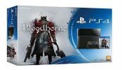Bloodborne in bundle con PS4