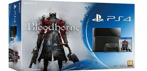 Bloodborne in bundle con PS4
