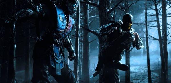 Spawn in Mortal Kombat X
