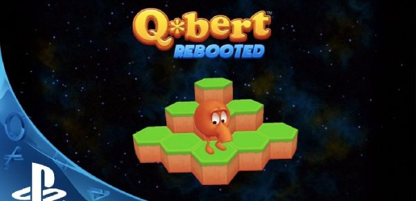 Q*bert Rebooted arriva su Playstation.