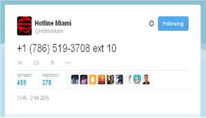 Ecco il tweet incriminato.