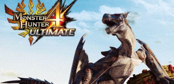 Monster Hunter 4 Ultimate raggiunge i 3 milioni di copie vendute nel mondo.