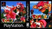 Cover di Tombi! nella variante Europea e Americana