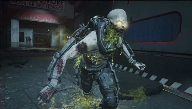Modalità Exo Zombies di Advanced Warfare