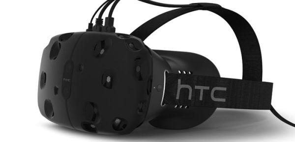 Valve e HTC presentano Vive, l'headset per la realtà virtuale