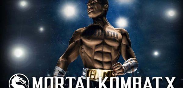 Johnny Cage torna nel roster di Mortal Kombat X