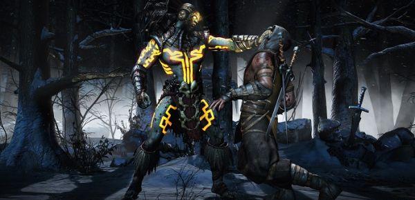 twitter minacce produttore Mortal Kombat X