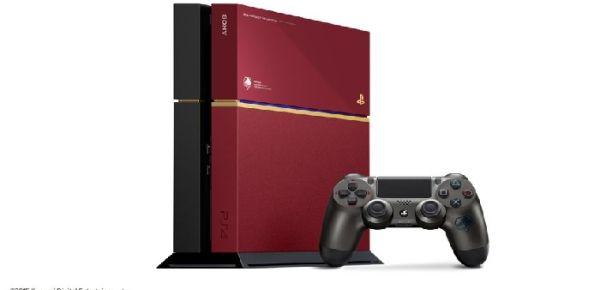 Annunciata una Playstation 4 per celebrare Metal Gear Solid V : The Phantom Pain