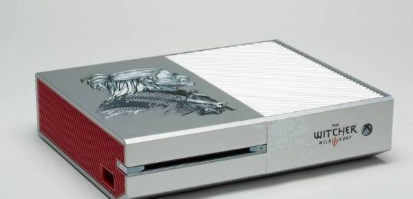 Microsoft annuncia, in occasione della Pax East 2015, una Xbox One Customizzata sul tema di The Witcher 3: Wild Hunt