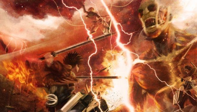 Il gioco ispirato a Attack on Titan arriverà in Europa il prossimo Maggio.