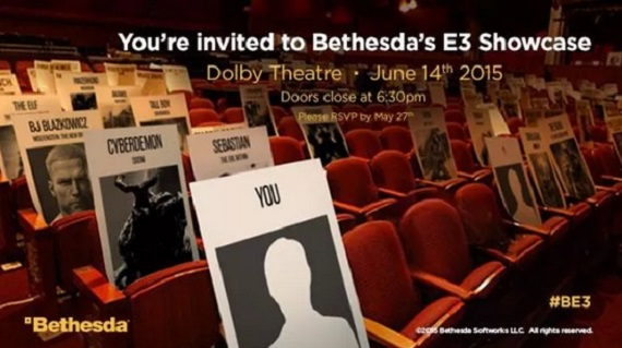 bethesda e3 the evil within 2 e dishonored 2