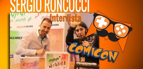 comicon 2015: gomorraland, orgasmo, italian job