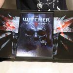 Unboxing The Witcher 3: la custodia