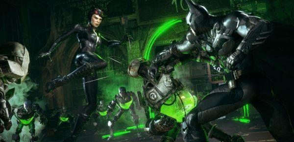 Batman: Arkham Knight avrà una il dual play come GTA