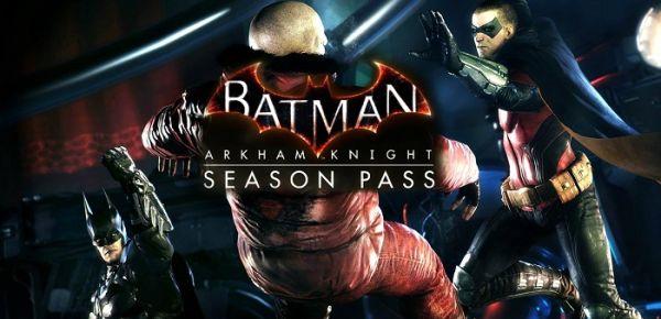 season pass di Batman: Arkham Knight