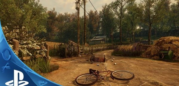 gameplay di 15 minuti per everybody's gone to the rapture