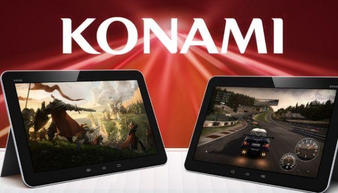Konami non lascia il mercato console