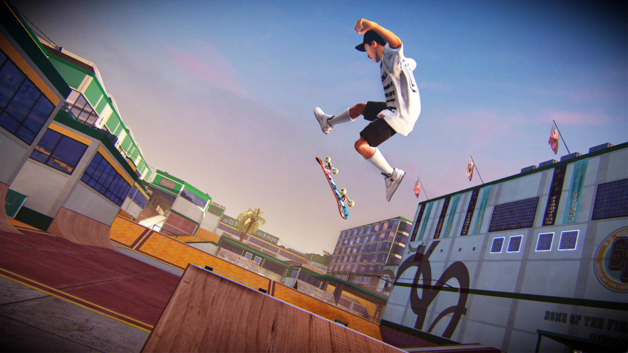 Nuove immagini di Tony Hawk's Pro Skater 5