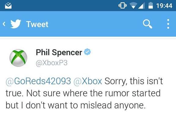 phil spencer tweet