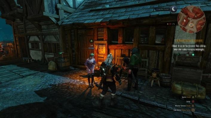 ''strumpet'' the witcher 3