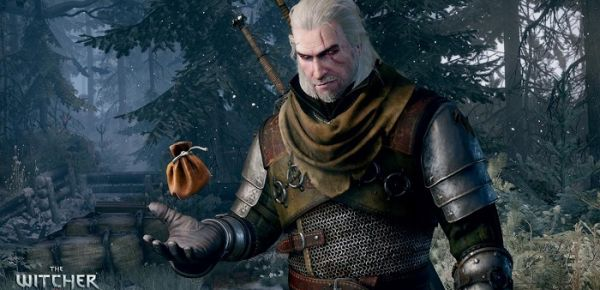 un bug in the witcher 3