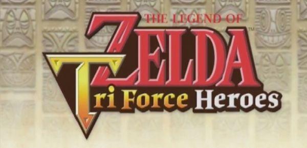 svelato zelda: triforce heroes