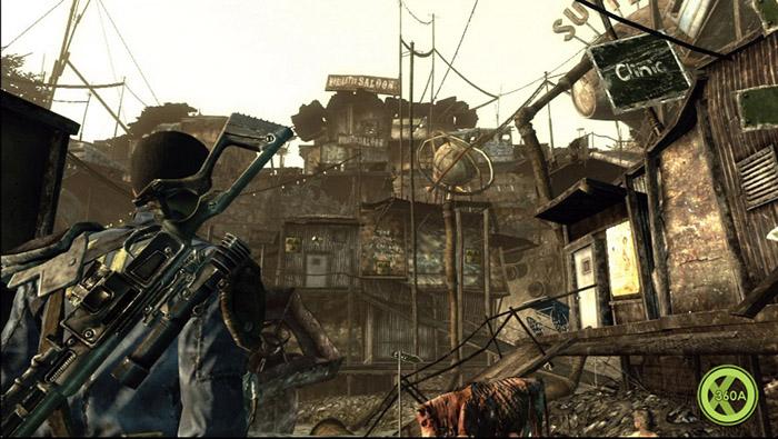 Storia di fallout - Mad Megaton