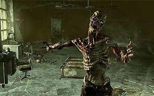Storia di fallout - Un ghoul feroce viene a farci visita