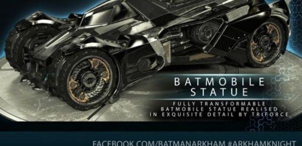 Batmobile Edition cancellata