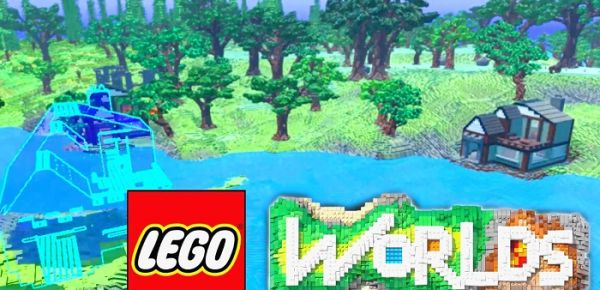 lego worlds su steam in early access
