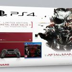 La PS4 di Metal Gear Solid 5 arriva in Italia