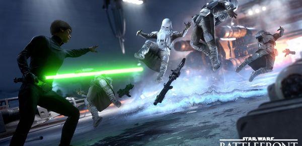 stars wars battlefront: presente la modalità eliminazione