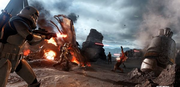beta di star wars battlefront