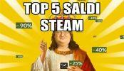 top 5 dei saldi steam