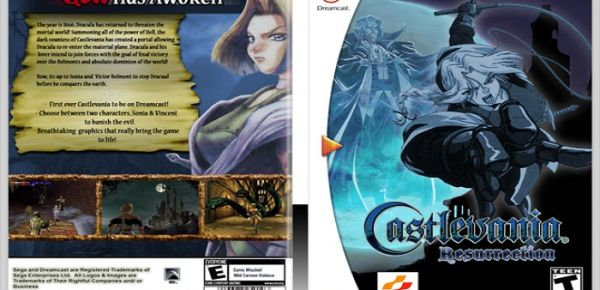 Castlevania Resurrection e Fear and Respect cancellati