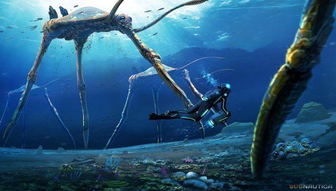 la perla di subnautica nel mare dei survival