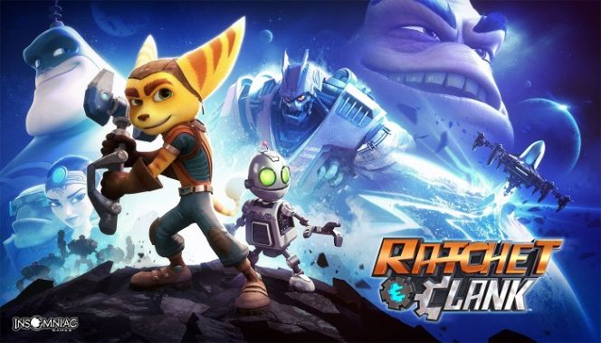 remake di ratchet and clank