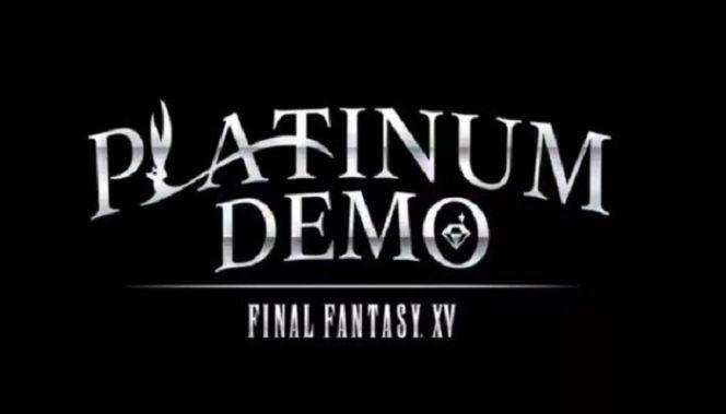 prova demo final fantasy xv