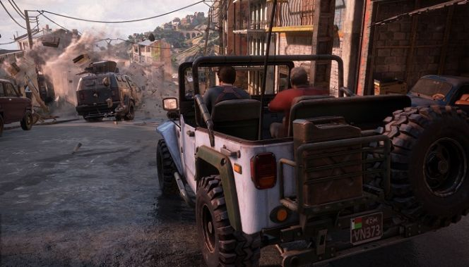 copie di uncharted 4 rubate