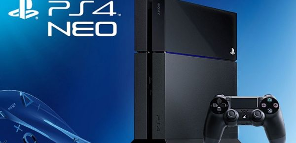 playstation 4 neo è realtà
