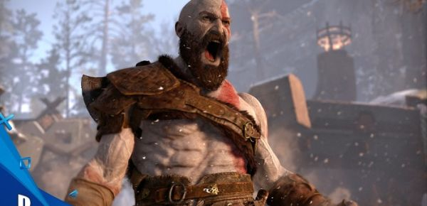 god of war rinasce su ps4
