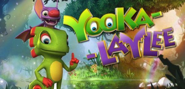 Yooka-Laylee alla Gamescom