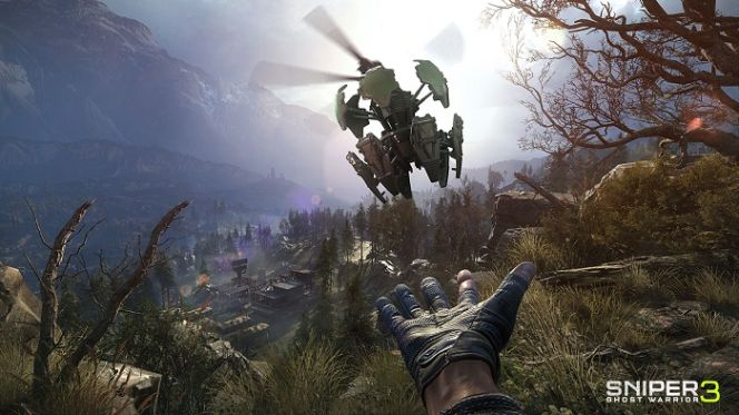 sniper ghost warrior 3 reveal trailer