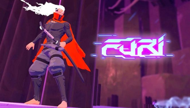 Furi Playstation 4 The Game Bakers