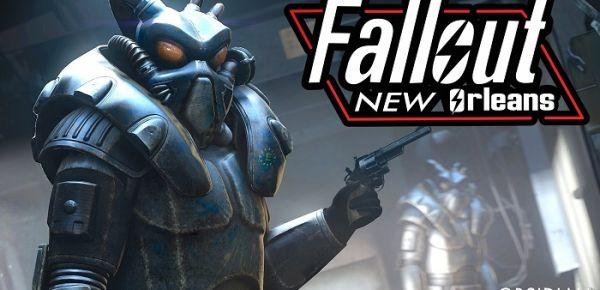 registrato il marchio di Fallout: New Orleans