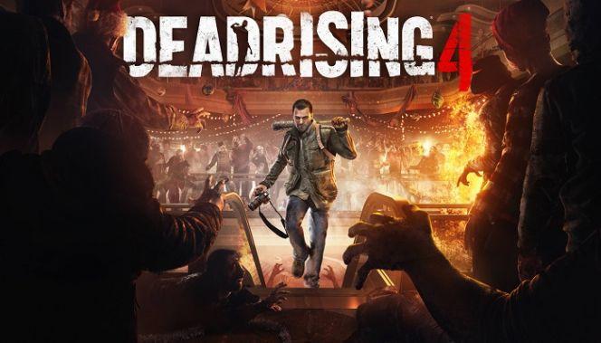 video gameplay di Dead Rising 4