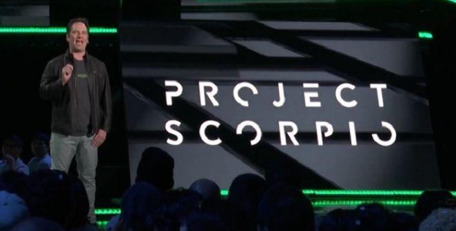 nuovi dettagli su xbox scorpio