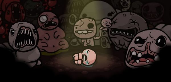 The Binding of Isaac su Switch