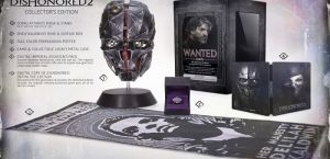 Dishonored 2 Unboxing